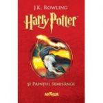 Harry Potter si printul semisange vol 6 ( Editura: Art Grup Editorial, Autor: J. K. Rowling ISBN 9786067883398)