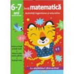 Invat matematica 6-7 ani activitati ingenioase si educative cu abtibilduri distractive(Editura: Girasol ISBN 978-606-525-810-5 )