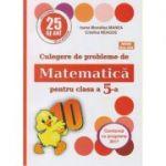 Culegere de probleme de Matematica pentru clasa a 5-a ( Puisor) ( Editura: Logos Junior, Autor(i): Ioana Monalisa Manea, Cristina Neagoe ISBN 9789737619792 )