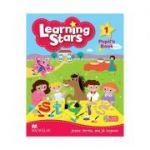 Learning Stars 1 Pupil's Book + CD ( Editura: Macmillan, Autor: Jeanne Perrett, Jill Leighton ISBN 9780230455696 )