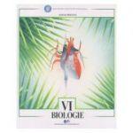 Biologie Manual pentru clasa a VI a (Croncan)(Editura: Didactica si Pedagogica, Autor: Elena Croncan ISBN 978-606-31-0605-7 )
