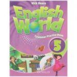 English World 5 Grammar Practice Book (Editura: Macmillan, Autor: Nick Beare ISBN 9780230032088 )
