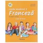 Limba moderna 2 FRANCEZA clasa a V-a Caiet de lucru (Editura: Booklet, Autor(i): Gina Belabed, Claudia Dobre, Diana Ionescu ISBN 978-606-590-812-3)