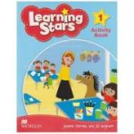 Learning Stars 1 Activity Book + CD ( Editura: Macmillan, Autor: Jeanne Perrett, Jill Leighton ISBN 9780230455702)