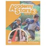 Academy Stars 3 Pupil's Book (Editura: Macmillan, Autor(i): Alison Blair, Jane Cadwallader ISBN 9780230490017 )
