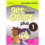 Get Smart Plus 1 Teacher's Book British Edition ( editura: MM Publications, autori: H. Q. Mitchell, Marileni Malkogianni, ISBN 9786180522228)