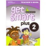 Get Smart Plus 2 Teacher's Book British Edition ( editura: MM Publications, autori: H. Q. Mitchell, Marileni Malkogianni, ISBN 9786180522235)