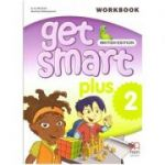 Get Smart Plus 2 Workbook + CD-ROM British Edition ( editura: MM Publications, autori: H. Q. Mitchell, Marileni Malkogianni, ISBN 978-618-05-2224-2)