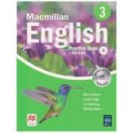 Macmillan English 3 Practice Book+CD-ROM(Editura: Macmillan, Autor(i): Mary Bowen, Louis Fidge, Liz Hocking ISBN 978-0-230-43458-5)