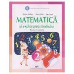 Matematica si explorarea mediului Manual pentru clasa a II-a ( Editura: Didactica si pedagogica, Autori: Mihaela Ada Radu, Rodica Chiran, Olga Piriiala ISBN 978-606-31-0599-9 )