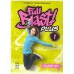 Full Blast! Plus 1 Class CDs ( Editura: MM Publications, Autori: H. Q. Mitchell, Marileni Malkogianni ISBN 978-618-05-2280-8)