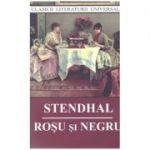 Rosu si negru ( Editura: Cartex 2000, Autor: Stendhal ISBN 978-973-104-760-7)