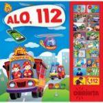 Alo, 112. Carte cu sunete ( Editura: Dorinta ISBN 978-9975-143-25-7)