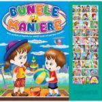 Bunele maniere. Carte cu sunete ( Editura: Dorinta ISBN 9789975143264)