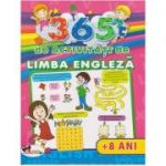 365 de activitati de limba engleza (+8 ani) (Editura: Aramis, Autori: Lata Seth, Anuj Chawla ISBN 9786067061536 )