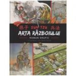 Arta razboiului. Roman grafic ( Editura: Aramis, Autor: Sun Tzu ISBN 978-606-009-109-7 )