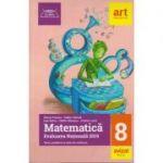 Matematica Evaluare Nationala 2019 clasa a 8 a ( Editura: Art Grup Educational, Autor: Marius Perianu, Catalin Stanica, Ioan Balica, Catalin Miinescu, Cristian Lazar ISBN 978-606-003-143-7 )