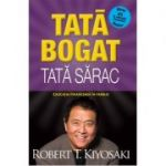 Tata bogat, tata sarac: educatia financiara in familie ( Editura: Curtea Veche, ISBN 978-606-44-0190-8 )