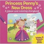 Princess Penny's New Dress ( Editura: Outlet - carte limba engleza, Autor: Arcturus Publishing ISBN 9781782126010)