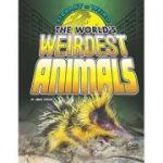 The World's Weirdest Animals (Library of Weird) ( Editura: Outlet - carte limba engleza, Autor: Lindsy O'Brien ISBN 9781406292053 )