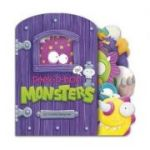 Peek-a-Boo Monsters ( Editura: Outlet - carte limba engleza, Autor: Charles Reasaner ISBN 978-1-78202-446-0 )