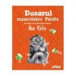 Dosarul mascotelor Patata. Al cincilea caz al Detectivilor Aerieni ( Editura: Arthur, Autor: Ana Rotea ISBN 9786067883916 )