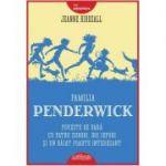 Familia Penderwick: Poveste de vara cu patru surori, doi iepuri și un baiat foarte interesant ( Editura: Arthur, Autor: Jeanne Birdsall ISBN 978-606-788-369-5 )