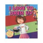 I Love to Dress Up Mix And Match( Editura: Outlet - carte limba engleza, ISBN 0-7554-8614-5 )