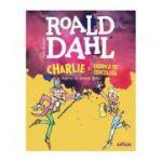 Charlie si fabrica de ciocolata ( editura: Arthur, autor: Roald Dahl, ISBN 978-606-788-526-2 )