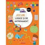 Jocuri logice si de antrenament 11+ ( Editura: Paralela 45, Autor: Ballon Media ISBN 978-973-47-2938-8 )