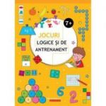 Jocuri logice si de antrenament 7+ ( Editura: Paralela 45, Autor: Ballon Media ISBN 9789734729340 )