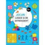 Jocuri logice si de antrenament 9+ ( Editura: Paralela 45, Autor: Ballon Media ISBN 978-973-47-2936-4 )