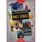 Minti geniale #1 ( Editura: Arthur, Autor: Gordon Korman, ISBN 9786067884661 )