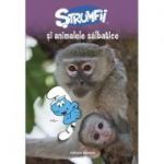 Strumfii si animalele animalele salbatice (Editura: Nomina ISBN 978-606-535-789-1 )