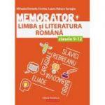 Memorator Limba si Literatura Romana clasele 9-12 ( Editura: Paralela 45, Autori: Mihaela Daniela Cirstea, Laura Raluca Surugiu, ISBN 978-973-47-2961-6 )