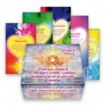 Puterea tainica a energiei subtile sublime dumnezeiesti nesfarsite a iubirii. Lamele oracol ( Editura: Ganesha ISBN 978-606-8742-61-8)