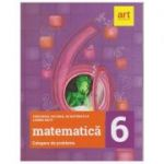 Culegere de matematica pentru clasa a 6 a Lumina Math ( Editura: Art Grup Educational, ISBN 978-606-8948-23-2)