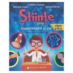 Stiinte prin experiment si joc pentru toate manualele clasa a 3 a ( Editura: Carminis, Autor(i): Catalina Stanca, Mihaela Ciapa, Doinita Miron ISBN 978-973-123-378-9)