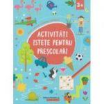 Activitati istete pentru prescolari 3+ ( Editura: Paralela 45, Autor: *** ISBN 978-973-47-2930-2 )