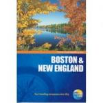 Boston &New England Traveller Guides ( Editura: Outlet - carte limba engleza, Autor: Thomas Cook ISBN 978-1-84848-443-6 )