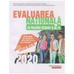 Evaluarea Nationala 2020 la finalul clasei a II-a ( Editura: Paralela 45, Autori: Mirabela-Elena Baleanu, Andreea-Elena Ene, Adrian-Petrica Grigore ISBN 978-973-47-3057-5)