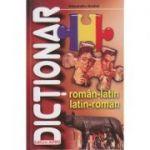 Dictionar roman-latin, latin-roman ( Editura: Astro, Autor: Alexandru Andrei, ISBN 978-606-8660-48-6 )