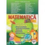 Matematica clasa VI-a. Editia a V-a revazuta si adaugita ( Editura: Icar, Autori: Catalin-Petru Nicolescu, Stefan Smarandache, ISBN 9789736065163 )