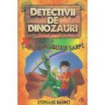 Detectivii de dinozauri in Tara curcubeului-sapre. A patra carte ( Editura: Curtea Veche, Autor: Stephanie Baudet ISBN: 978-606-44-0197-7)