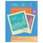 Limba engleza, caiet de lucru pentru clasa a V-a, EN086 (Editura: Booklet, Autori: Cristina Mircea, Liliana Putinei ISBN 9786065907638)