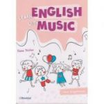 Learn English with Music - clasa pregatitoare EN098 (Editura: Booklet, Autor: Elena Sticlea ISBN 978-606-590-735-5)