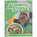 Academy Stars 4 Pupil's Book (Editura: Macmillan, Autor: Alison Blair, Jane Cadwallader ISBN 978-0230-49011-6 )