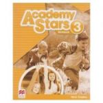 Academy Stars 3 Workbook (Editura: Macmillan, Autor: Nick Coates ISBN 978-0-230-49002-4)