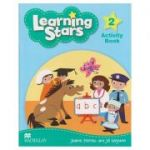 Learning Stars 2 Activity Book (Editura: Macmillan, Autor: Jeanne Perrett, Jill Leighton ISBN 9780230455795)