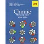 Chimie Manual pentru clasa a X-a ( Editura: Art, Autori: Luminita Vladescu, Corneliu Tarabasanu-Mihaila, Luminita Irinel Doicin ISBN 9786060031970 )